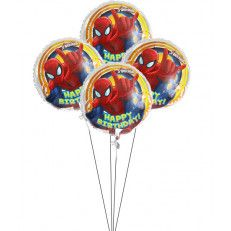 Spiderman Balloon Make somebody's special day extra special with this fantastic Spiderman Balloon #Mother's day #UK