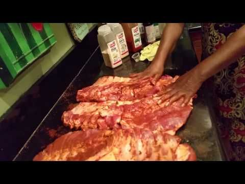 Rated R for Language - AUNTIE FEE SEASON RIBS - Do not use this method if health issues. This is old school. :)