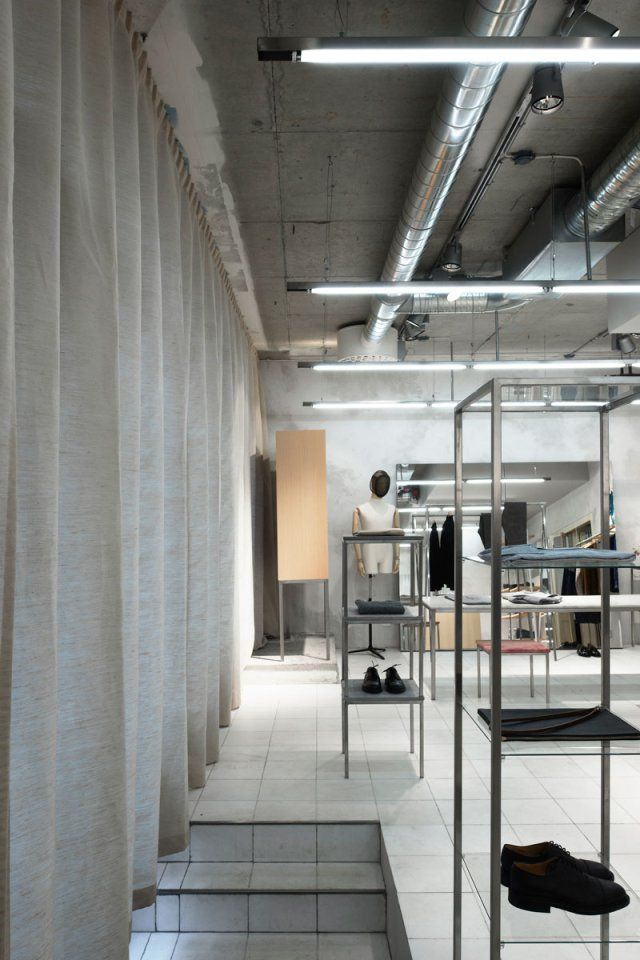 Our Legacy Store, Stockholm by Arrhov Frick   Yellowtrace.