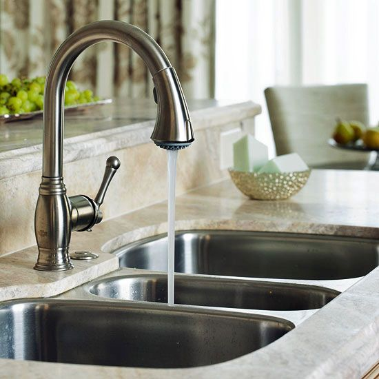 25+ Best Ideas About Farmhouse Kitchen Faucets On Pinterest