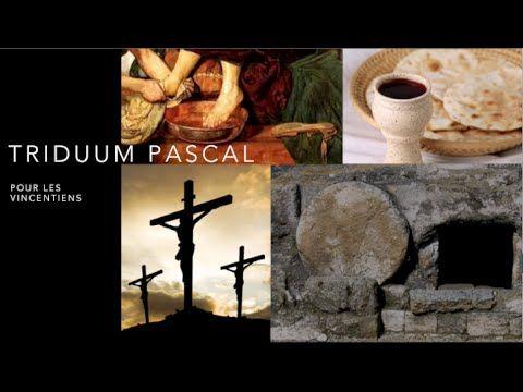 Réflexion pour Triduum Pascal pour les Vincentiens [FRANÇAIS]