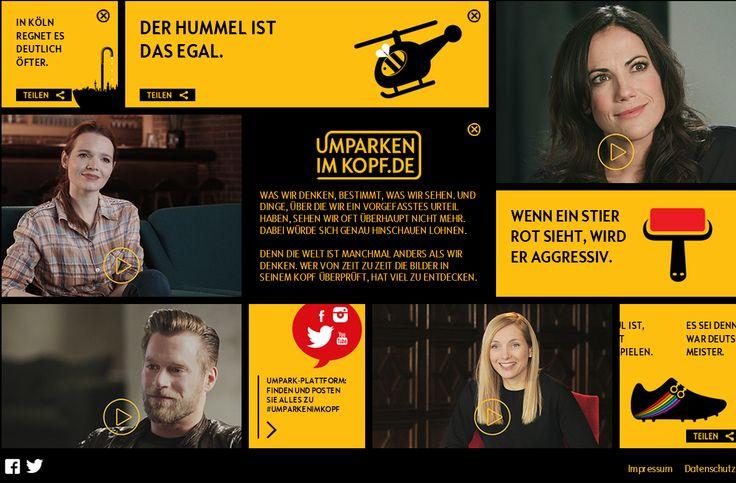 ´Umparken im Kopf´ – das könnten auch viele Employer Brander mal probieren. Was Personalmarketing von der Opel-Kampagne lernen kann