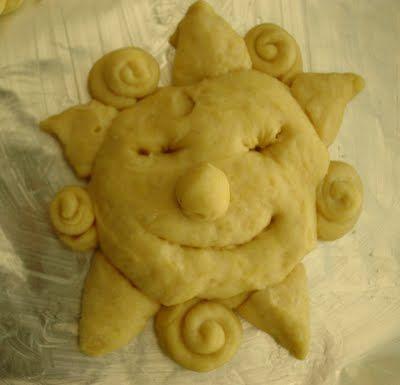 sun bread - summer solstice