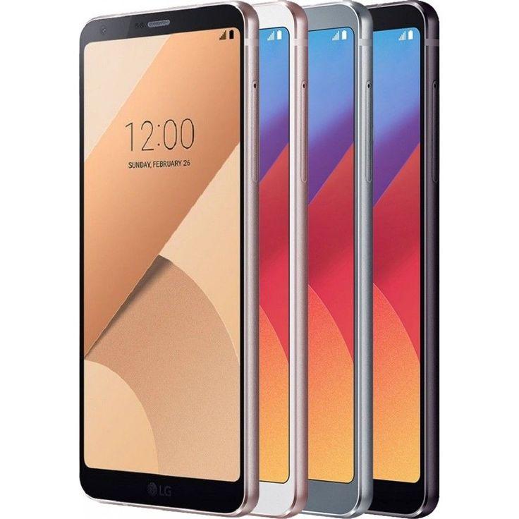 LG G6 H870 Android Smartphone Handy ohne Vertrag LTE/4G IP68 Quad-HD 32GB WOW! #lgg6h870  http://ebay.to/2iHcz6A