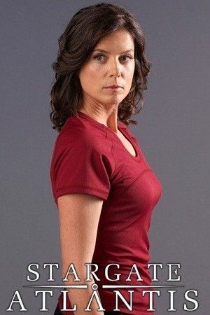 Dr. Elizabeth Weir - Torri Higginson - Stargate Atlantis. Oh how I miss you