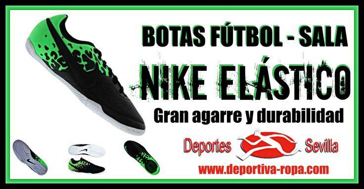 ¡¡ÚLTIMAS UNIDADES!! ¡¡Zapatilla de Fútbol Sala Nike Elastico de gran agarre y durabilidad disponibles en http://www.deportiva-ropa.com/tienda-botas-de-futbol-sala-nike/1378-comprar-botas-futbol-sala-nike-elastico.html!! #Nike #BotasFútbolNike #NikeElastico #Sevilla #FútbolSala