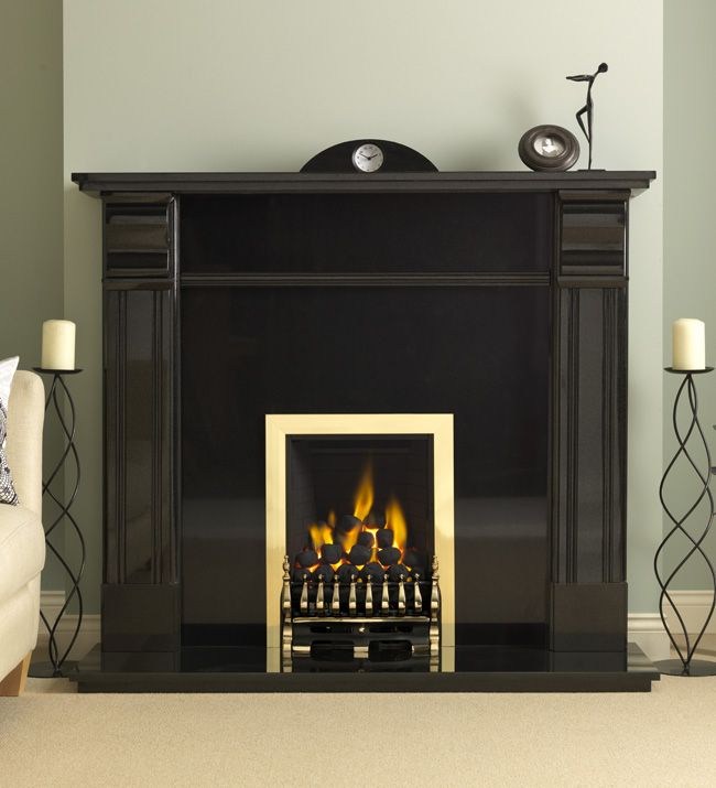 17 Best images about Granite Fireplaces on Pinterest