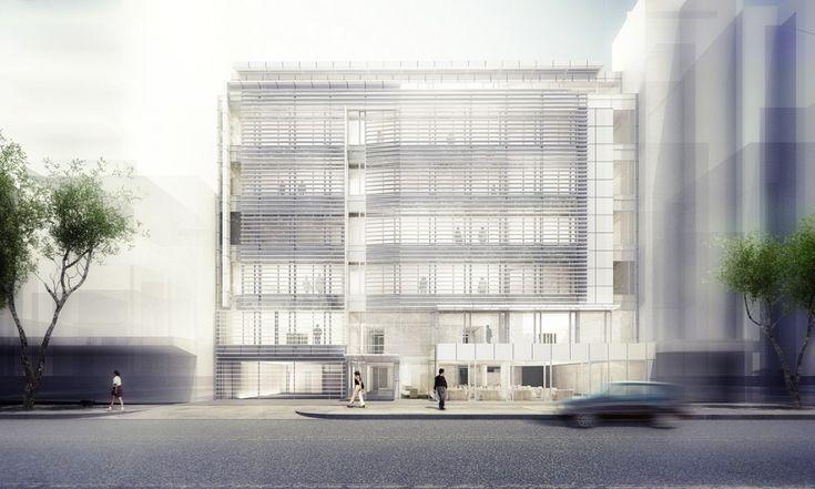 VINCI Partners International Headquarters / Richard Meier