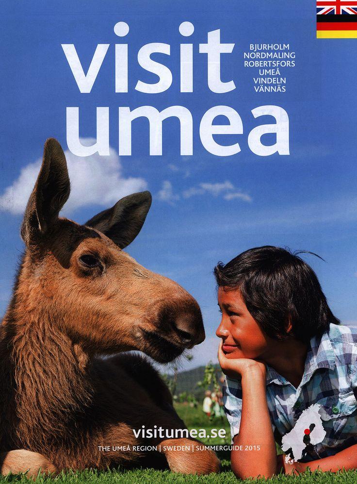 https://flic.kr/p/LibqLb | visit umea; Bjurholm, Nordmaling, Robertsfors, Umea, Vindeln, Vannas;  Umearegionens officiella sommarguide 2015; Vasterbotten, Sweden