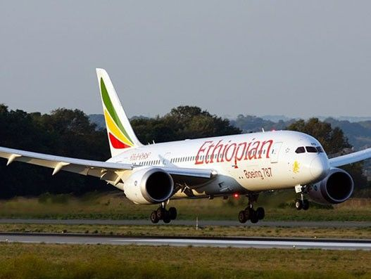 Ethiopian to kick off airline services to Geneva with Boeing 787-800