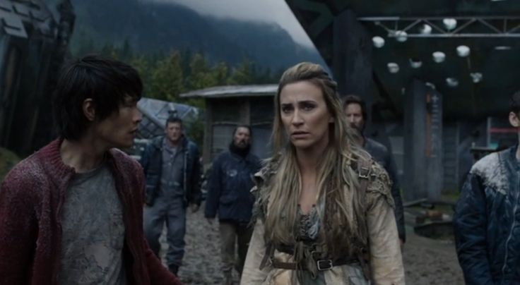 'The 100's' Jessica Harmon talks Niylah's season 4 return (exclusive)