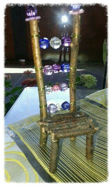 Fairy's chair