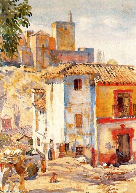 APPERLEY  Casa Arabe (Granada)
