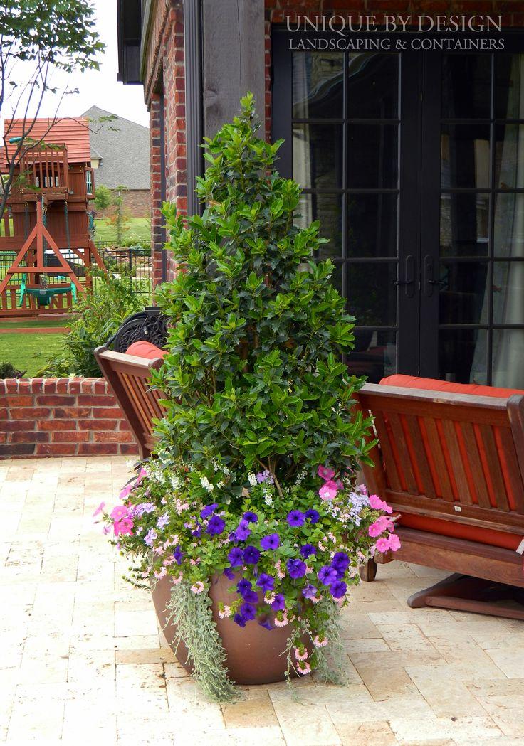297 best container gardening unique by design images on pinterest garden ideas planters and - Unique container gardening ideas ...