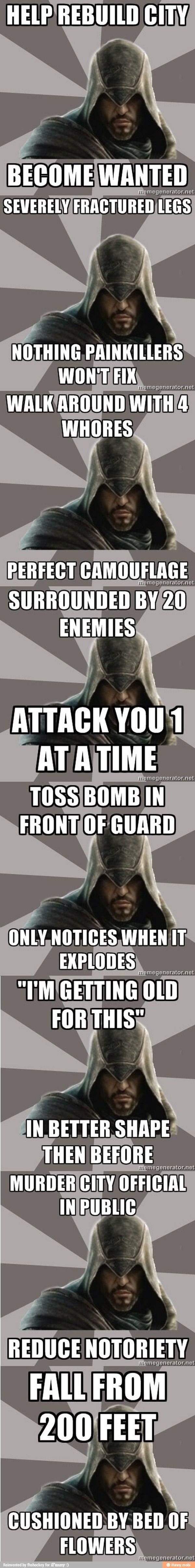 Ezio memes