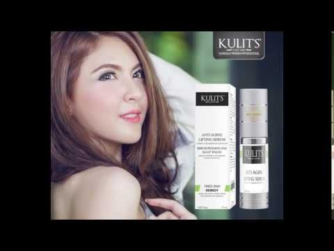 KULIT'S Anti Aging Lifting Serum - 17 ml Relaxes and reduce wrinkle, restorie skin elasticity and suppleness.