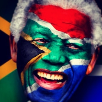 a biography of nelson mandela a freedom fighter and president of south africa in 1994 The south african activist and former president nelson mandela (1918-2013)   eradication of apartheid and in 1994 became the first black president of south  africa,  and promoted the manifesto known as the freedom charter, ratified by  the.