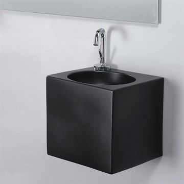 Lille Håndvask firkantet, super smart håndvask designet som en box.
