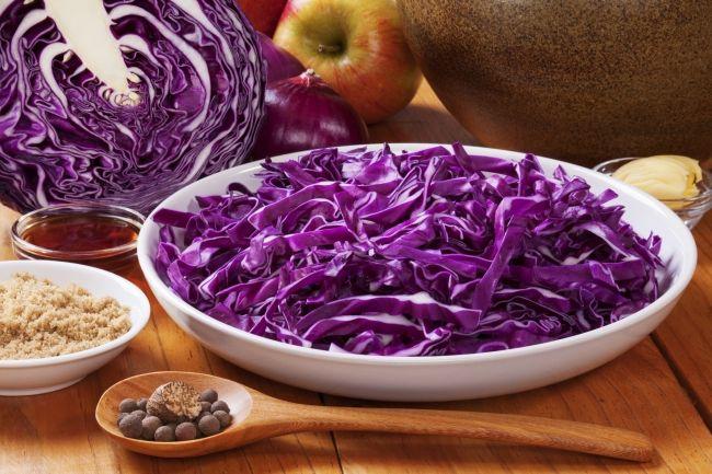 Блюда из красной капусты — рецепты, как приготовить в домашних условиях - Портал «Домашний»