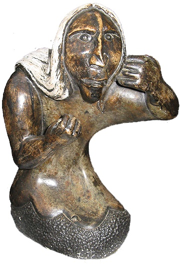 Best inuit soapstone carvings images on pinterest