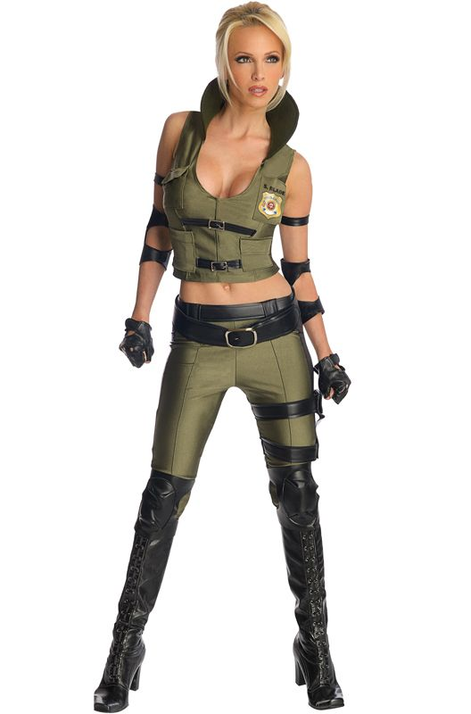 Check out the deal on Mortal Kombat Secret Wishes Sonya Blade Adult Costume - FREE SHIPPING at PureCostumes.com