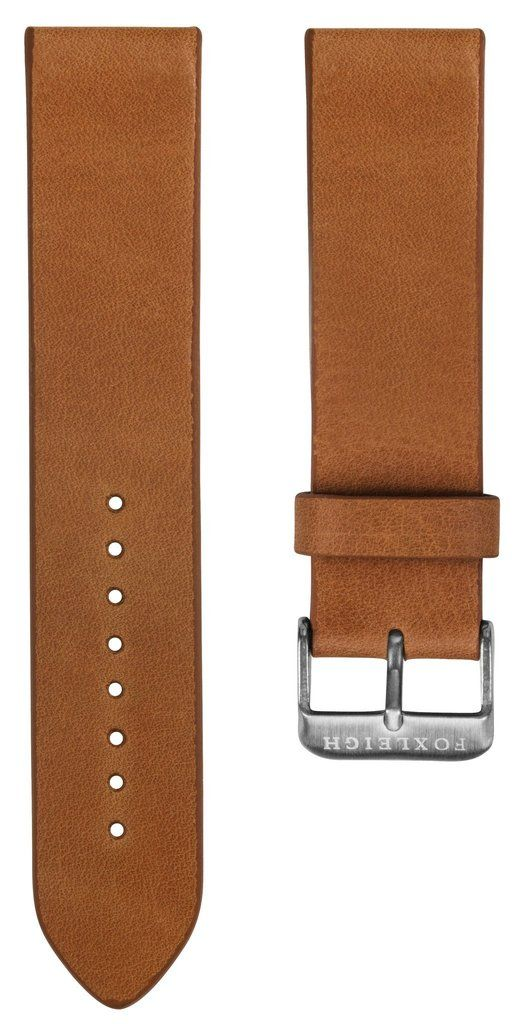 Straps - Tan With Silver Buckle
