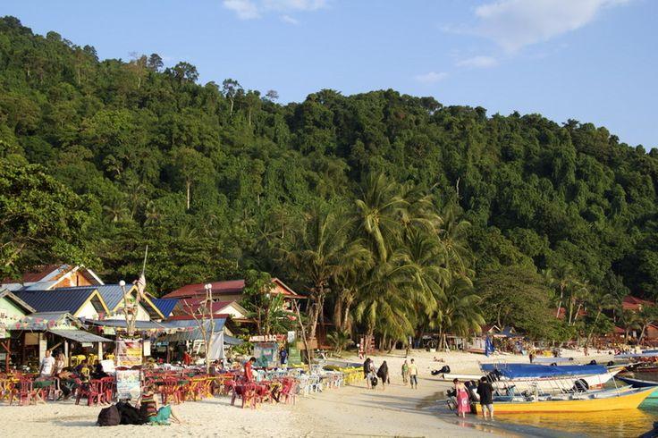 Perhentian Kecil, Malaezia