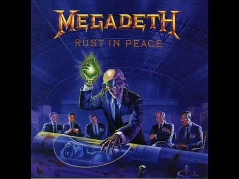 Megadeth - Rust In Peace... Polaris (Extreme HQ)