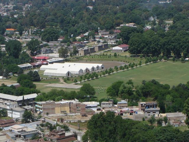 Abbottabad View