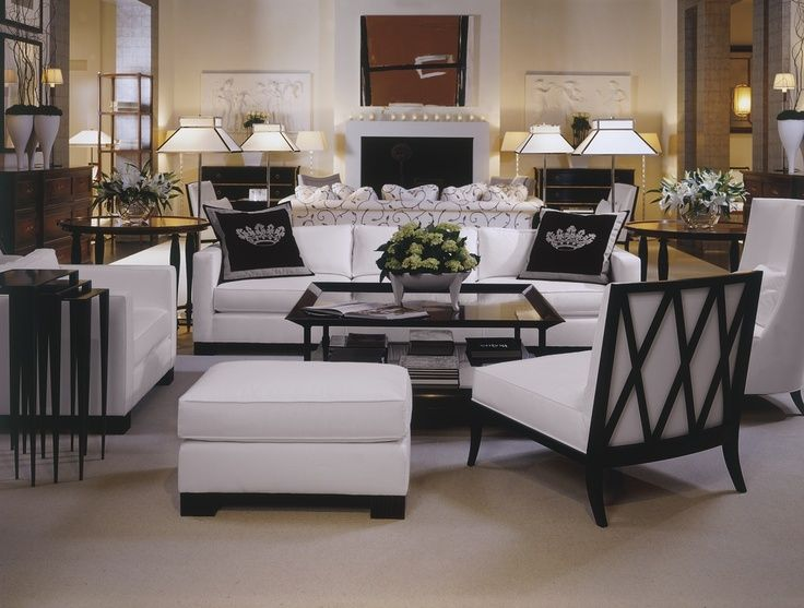 The Jacques Garcia Collection Baker Furniture Traditional Living Room Other Metro Baker Furniture