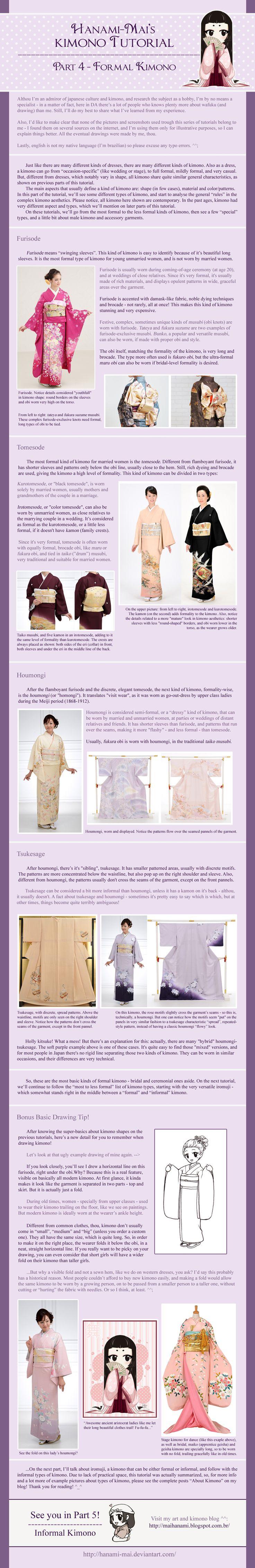 Kimono Tutorial - Part 04 by Hanami-Mai.deviantart.com on @deviantART