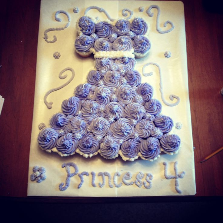 Sofia The First Cake Design Goldilocks : Best 25+ Princess cupcake cakes ideas on Pinterest