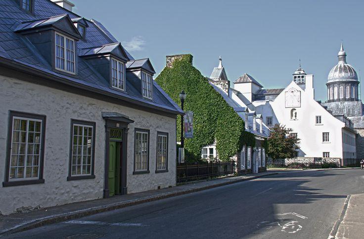 1756 MAISON GEORGES DE GANNES Trois Rivieres, Quebec, Canada