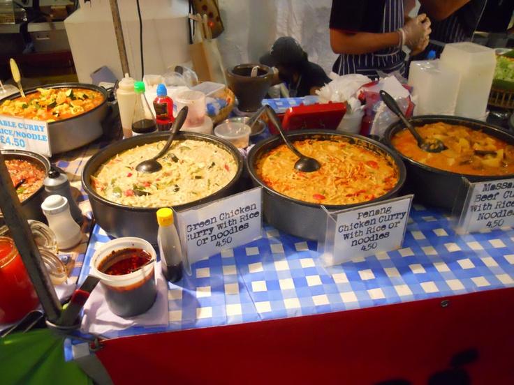 Sunday up market food in #London  #sundayupmarket