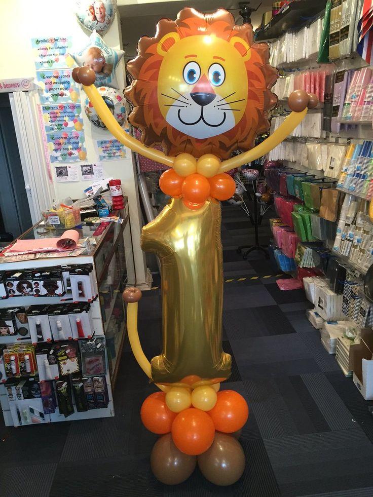 balloon decorations numbers - Google zoeken