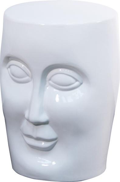 visage-stool-white