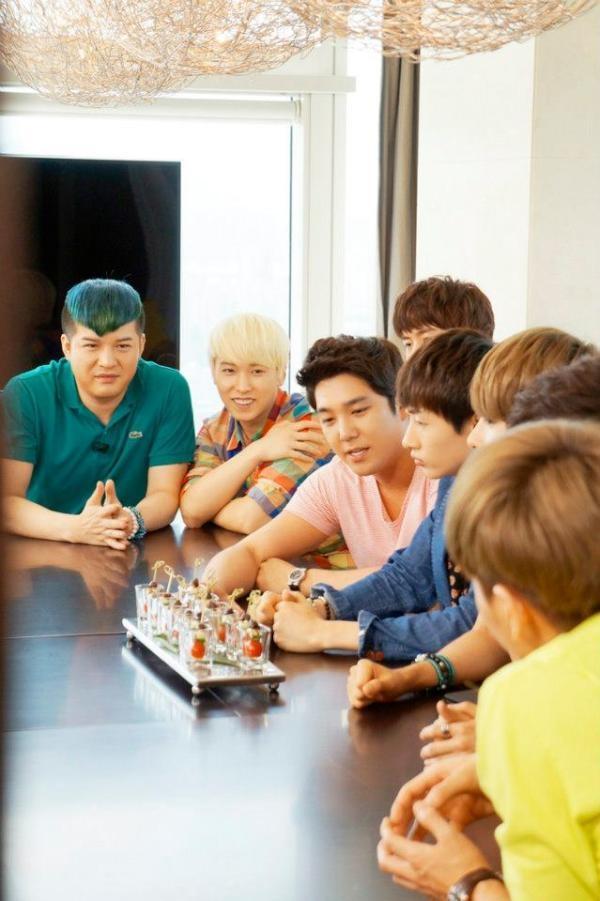SJ at W Seoul Walkerhill: Super, Junior 3, Super Jr, Super Junior, 슈퍼주니어 Super, Junior Treasure, Kpop Obsession, Suju Lovers, 140717