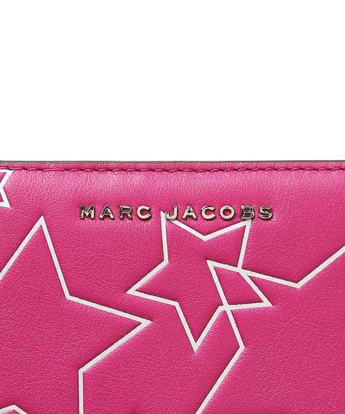 1bdaf59bf38 MARC JACOBS(マークジェイコブス)の「STARS/スター ミニ コンパクト ウォレット【日本