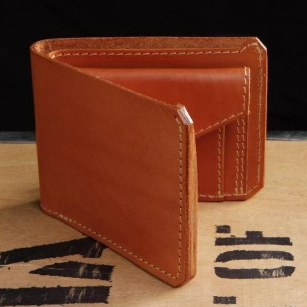 Kožená peněženka (borakor)