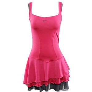 Details about ***$120 SERENA WILLIAMS NIKE PINK SMASH FRENCH OPEN ...