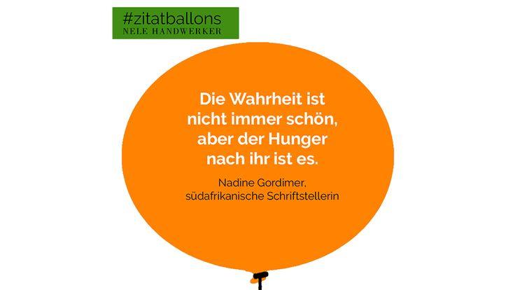 Zitat von Nadine Gordimer