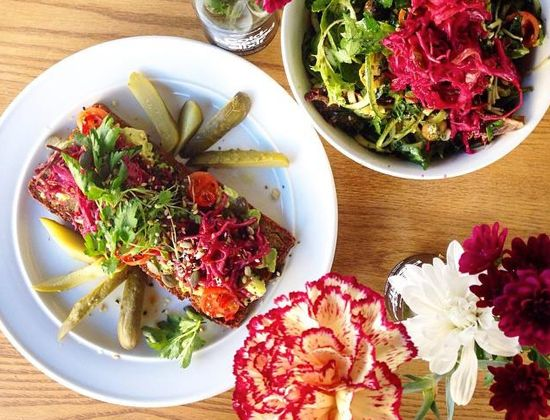 10 of the best vegetarian restaurants in Sydney
