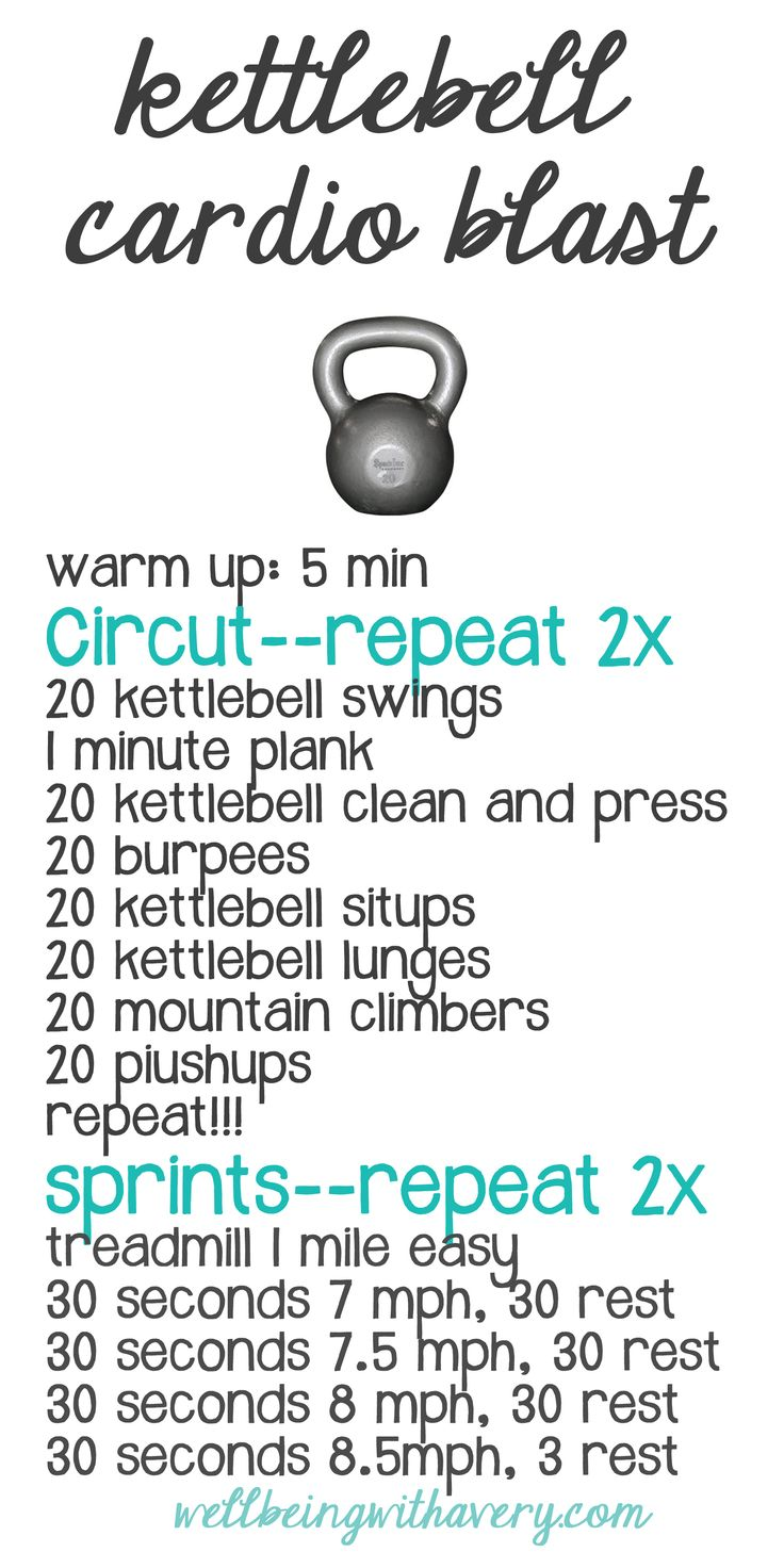 Fat-Burning Kettlebell Workout Tired of the fat - use these exercises to melt it away. check us out at http://sittingwishingeating.com