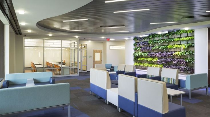Essex County College Opens New Media Center & Student Lounge - School Construction News