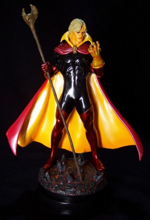 Adam Warlock Modern #Statue | Sculpted by: Kucharek Brothers | Bowen Designs | Release Date: July 2006 Edition Size: 1000 Order Of Release: Phase III (statue #69) #Marvel #Comics