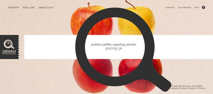 www.jablkokontrolowane.pl    Polskie Jabłka Wysokiej Jakości  home