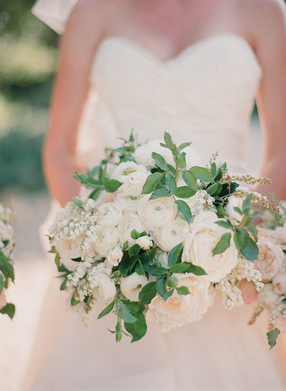 Romantic California Wedding by Elizabeth Messina