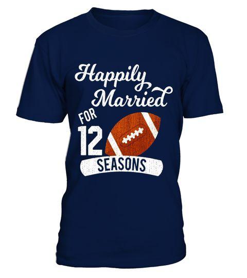 Humorous 12th Wedding Anniversary T Shirt Distressed Look