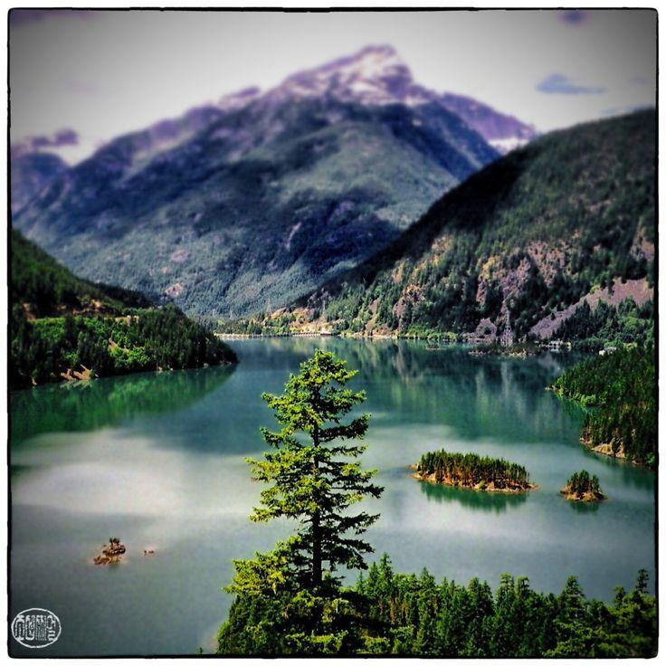 AFAR.com Highlight: Diablo Lake in the North Cascades by Joseph Cyr