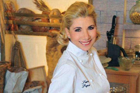 Sara Papa | Culinaria Il gusto dell'Identità  #culinaria14 #unfioreincucina www.culinaria.it